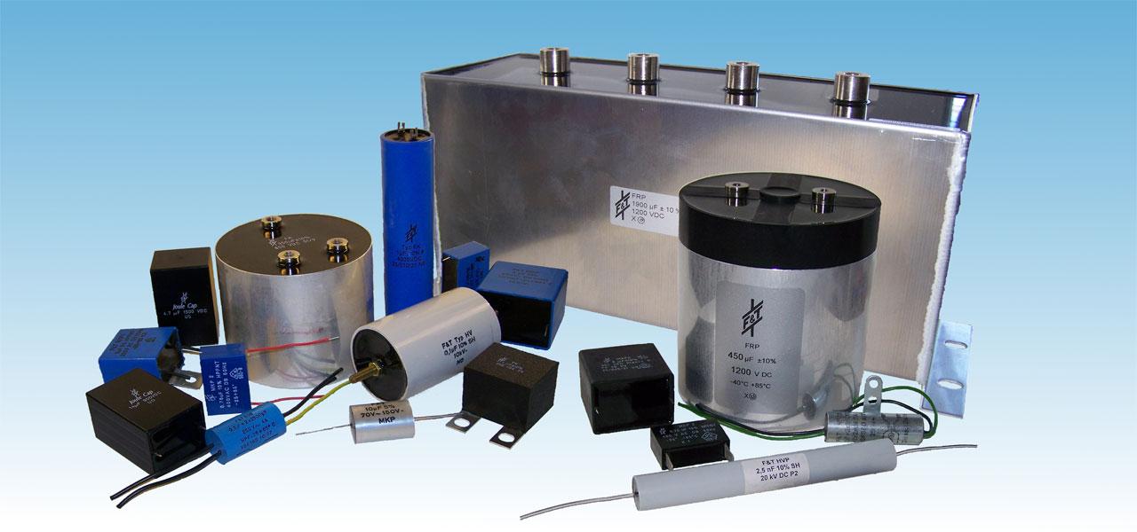 FTCAP otros condensadores