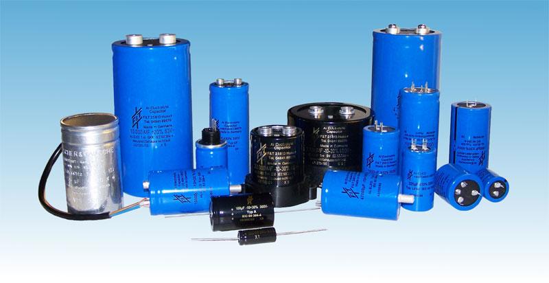 FT CAP Condensadores