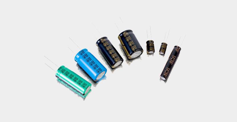 Lelon Condensadores Electroliticos